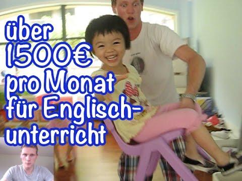 Viel Geld Verdienen Mit Englischunterricht In China [Arbeit Auf Reisen - So Geht's]