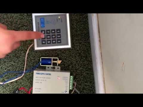 RFID door access control system kit