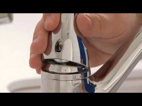 Replace the Valve on a Single-Control Faucet