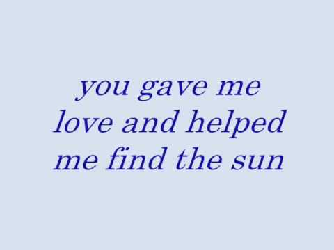 ~westlife -seasons in the sun with lyrics~
