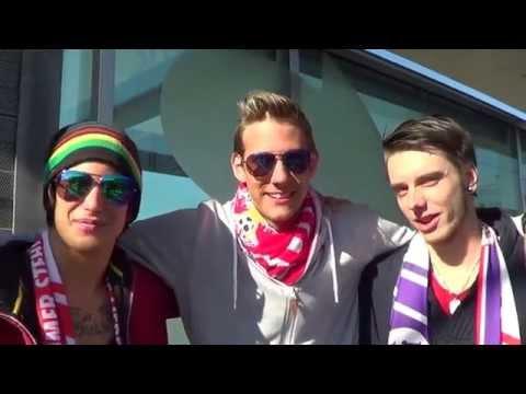 FC Red Bull Salzburg Fan-Sonderzug nach Basel