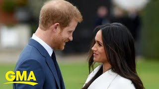 What's next for the royal family after Prince Harry, Meghan step down l GMA