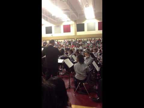 Ridgeview Charter School Band Santana