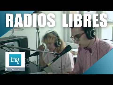 Carol FM, Fréquence Gaie et Radio Nova en 1982 | Archive INA #1