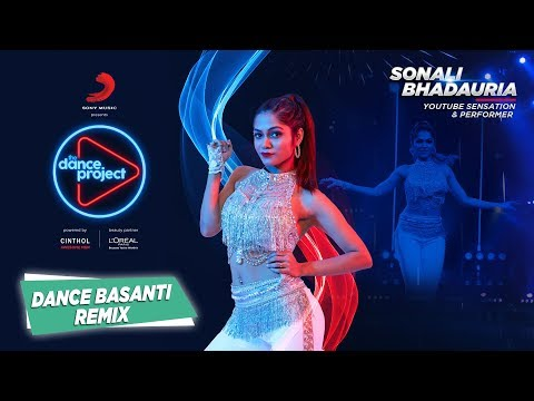 Dance Basanti - Remix | LiveToDance with Sonali | Hip Hop |The Dance Project
