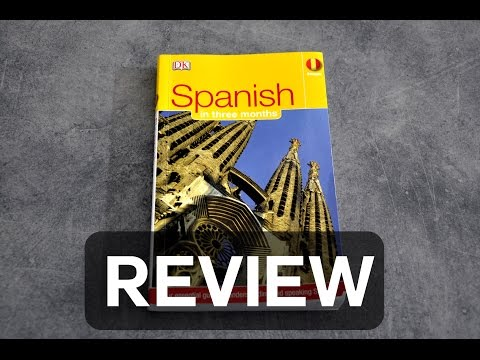 Spanish in 3 months. Dorling Kindersley: Review