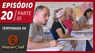 MASTERCHEF BRASIL (11/08/2019)   PARTE 1   EP 20   TEMP 06