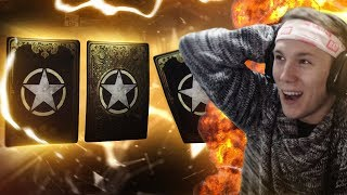 INSANE COD WW2 SUPPLY DROPS! Opening 56 Crates, Epics & Heroics!