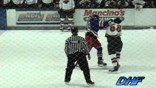 Randy McNaught Vs Josh Caron 9/14/10