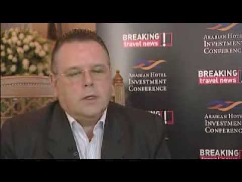 Paul Bell, Managing Director, Aldar Hotels @ AHIC 2009