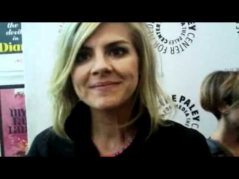 HAPPY ENDINGS: What is Eliza Coupe's favorite season 1 moment?