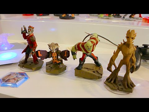 Hands-On Interview: Disney Infinity 2.0 Marvel Super Heroes Guardians of the Galaxy