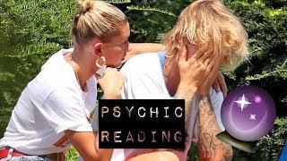 JUSTIN BEIBER AND HAILEY BALDWIN PSYCHIC READING 2019