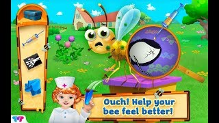 Baby Beekeepers- Care for Bees - Doctor Kids Games - Educational Game for Children