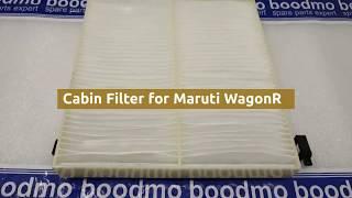 Cabin Filter for Maruti Suzuki WagonR
