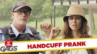 Handcuff Fail !