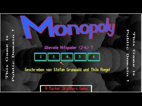 AMIGA OCS Amiga Monopoly 1988S  Grundwald   T  RiegelDePD adf