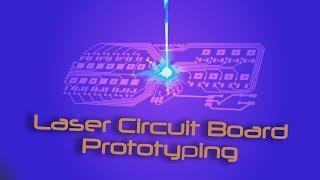 New laser machine for PCBs, Aluminium and more