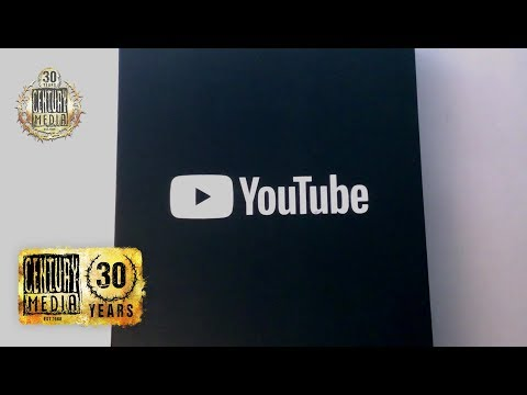 CENTURY MEDIA RECORDS - Unboxing our Golden Play Button