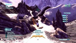 EA SPORTS SSX_ Region Gameplay - The Alps