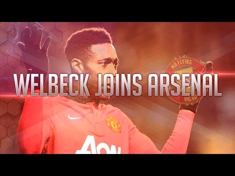 Danny Welbeck signs for Arsenal DONE DEAL Deadline Day Transfer