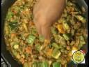 3 Kadai Bhendi   By Chef Sanjay Thumma