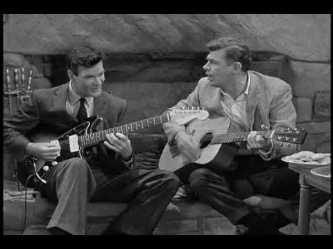 andy griffith guitar player