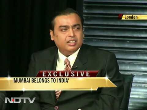 'Mumbai belongs to all Indians'