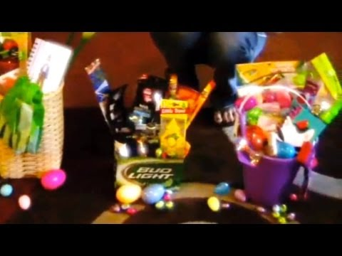 "Creative Easter Basket Ideas ""Follow Me Monday"""