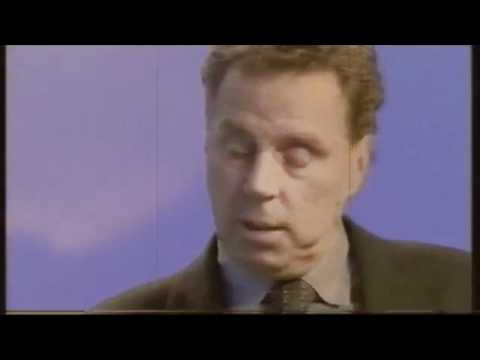 Harry Redknapp and his many faces -