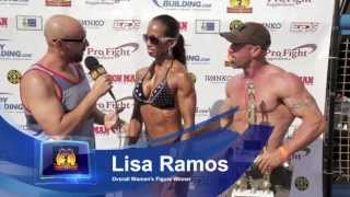 Muscle Beach July 4th, 2013 - Men's Bodybuilding, Women's Figure and Women's Physique