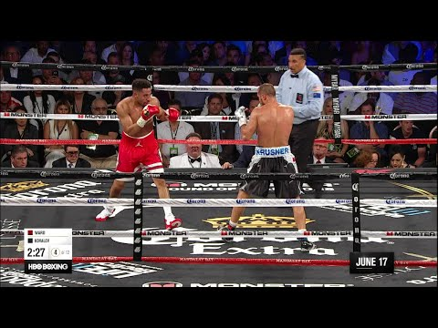 HBO Boxing's Best 2017: Ward vs. Kovalev 2