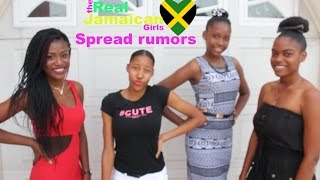 The Real Jamaican Girls spread Rumors (Ep. 26)