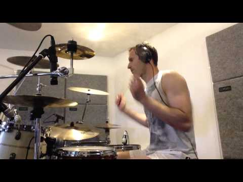 Rihanna   Cheers drum cover by Petr Cech