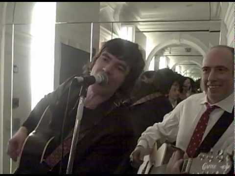 Mick Jones and Adam Masterson