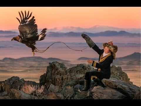 THE EAGLE HUNTRESS - Officiële NL trailer streaming vf