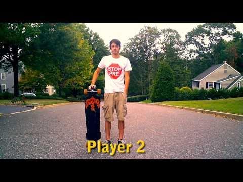 Longboard ProSkater
