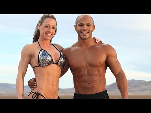 Strongest Couple In The World - Body Builders