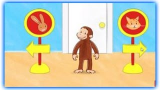 Curious George Pet Day Care - Curious George Games