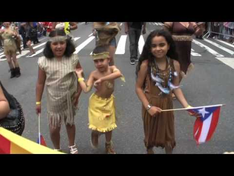 Puerto Rican Day Parade 2010 Video