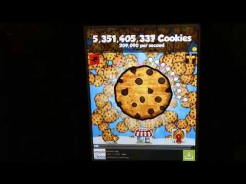 App Review: Cookie Clicker Episode 1