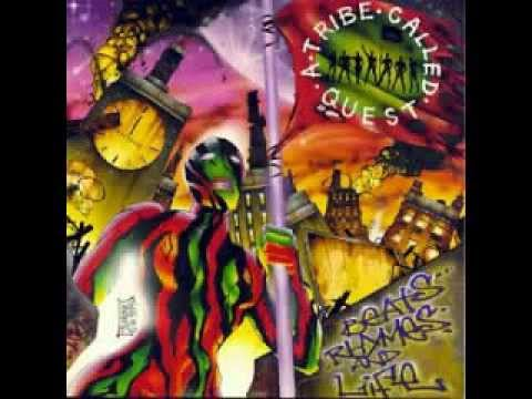A Tribe Called Quest - Mind Power