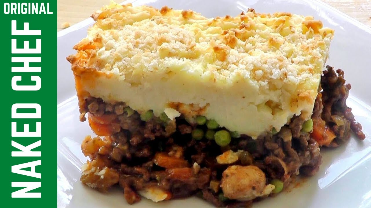 Cottage Pie How to make food recipe - similar to shepherd's pie ...