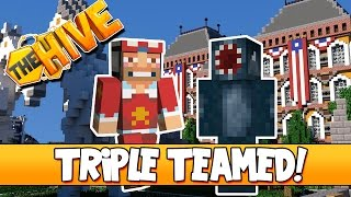 Minecraft - Hunger Games - Triple Teamed W/SuperChache39