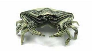 Unusual Art (and Real Estate) 4: Dollar Bill Origami