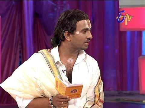 Extra Jabardasth - ఎక్స్ ట్రా జబర్దస్త్  -  Adhire Abhinay Performance on 17th October 2014