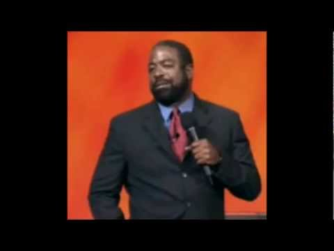 Les Brown Motivation- You and Your Volcano  (part 1 of 2)
