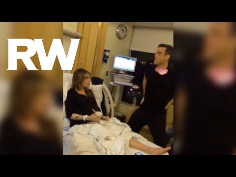Robbie Williams | Helping Ayda