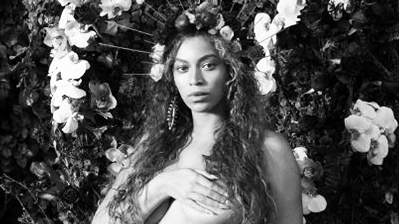 Beyonce DROPS Magical Pregnancy Photo Shoot & Shatters Selena Gomez's Instagram Record