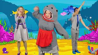 Baby Shark, Sing And Dance, Animals Song, Songs For Children